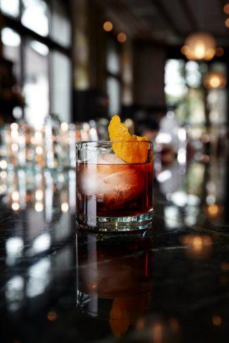 BANK Cocktails & Drinks